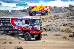 Rally Dakar - Tatra y Liaz Rallye Paris Dakar, Rally Dakar, Rallye Raid, Car Brands, Big Trucks, Toys For Boys, Motorhome, Grand Prix, Offroad