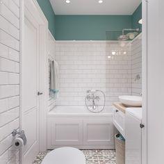 Attic Bathroom, Bathroom Interior, Interior Design Living Room, Bathrooms, Bad Inspiration, Bathroom Inspiration, Simple Bedroom Decor, Bathroom Design Small, Medan
