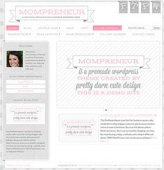StudioPress – MomPreneur 1.0 #Blog & #eCommerce #WordPress Theme