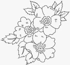 эскизы цветов для рисования шаблоны: 21 тыс изображений найдено в Яндекс.Картинках