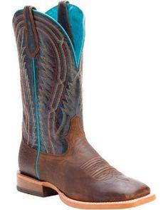 Ariat Men's Chute Boss Cowboy Boots - Square Toe