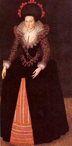 Lady Bridget Croke, c.1605