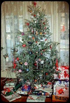 1950's Christmas Tree...