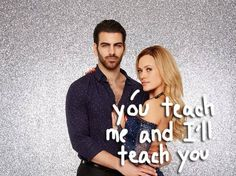 ANTM Winner Nyle DiMarco's DWTS Partner Peta Murgatroyd Is Learning Sign Language!