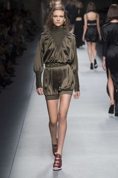 FENDI Spring Summer 2016- Milan Fashion Week