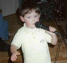 Little cutiepie became my idol and crush Fetus One Direction, One Direction Singers, One Direction Memes, One Direction Pictures, Niall Horan Baby, Naill Horan, Irish Boys, Irish Men, James Horan