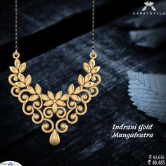 Trendy #Gold #Mangalsutra over the Traditional Designs #exquisite #woman #trends #shopping #perfect #embrace #embracelove
