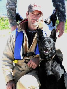 Mississippi police officer Todd Frazier was saved from an attack by three men by his police dog Lucas, who bit the men and prevented him from being dragged into the woods