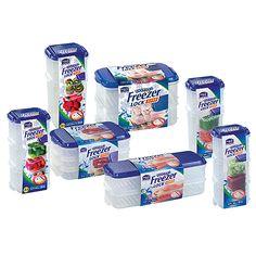Lock Lock Usa lock lock rectangular food container 12 set 6 containers
