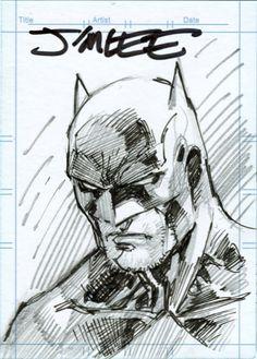 Batman by Jim Lee!