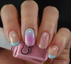 Kynsin: Pantone hempeilyä Skittle, Pantone, Nail Polish, Nail Art, Nails, Beauty, Finger Nails, Ongles, Nail Polishes