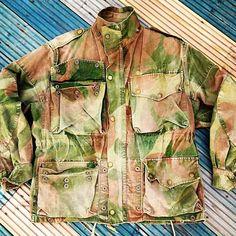 I want a camojacket as dope as this! <3 #camo #camojacket