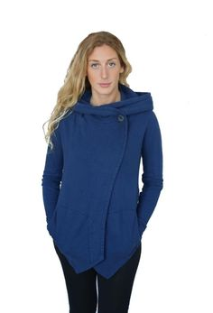 The Ionizer Hoodie is a wonderfully cozy outer-layer made from hemp and organic cotton fleece. Made in Vancouver, BC, Canada  $149 Cotton Fleece, Hemp, Vancouver, Organic Cotton, Hooded Jacket, Winter Fashion, Canada, Cozy, Hoodies