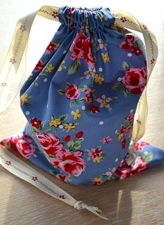 Make a Drawstring bag