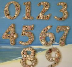 sea+shell+crafts | DIY Seashell Crafts for Our Home Decoration DIY Seashell Crafts Plan ...
