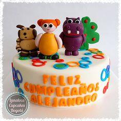 Torta Hippa Hippa Hey! - Cake