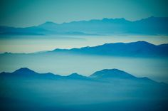 ➤ Misty Mountains Winter haze, shot from a small plane over the Mt. Nebo wilderness, Utah.  See this and more in higher quality: http://photos.danielhopkins.com/Galleries/All-Photos/i-2Qtjs4G