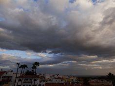 Canary Islands Photography: Mirando al cielo de San Fernando de Maspalomas Gra...
