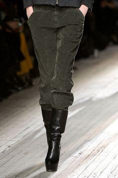 Theyskens Theory at New York Fashion Week Fall 2012