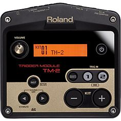 Get the guaranteed best price on Electronic Drum Modules like the Roland TM-2 Drum Trigger Module at Musicians Friend. Get a low price and free shipping on thousands of items.