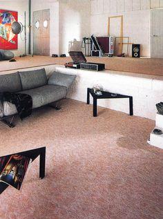 Apartment France, 1985