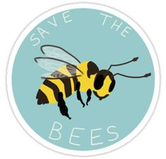 Show your support of the bees in a cute fashion! • Also buy this artwork on stickers, apparel, phone cases, and more.