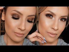 ▶ Yellow Graphic Liner - Barbie Makeup Look l Desi Perkins - YouTube