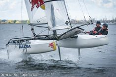 Nacra 17 Foiling specifications and details on Boat-Specs.com