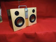 Home Audio Project - Better Boom Box -- 5/19/2014