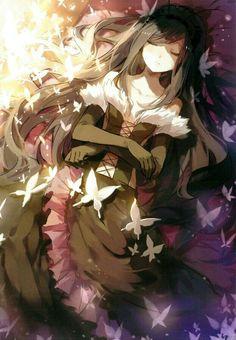 Slumber - Accel World Artbooks - Anime Anime Love, Beautiful Anime Girl, Manga Girl, Anime Art Girl, Anime Girls, Accel World, Fanarts Anime, Manga Characters, Manga Pictures