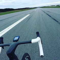 Is it okay to ride a bike down a runway??? by wes482