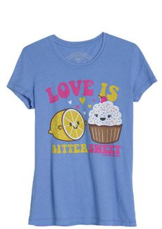 f8f4e7c37b002 Delia s graphic tee. Just think it s cute and funny.