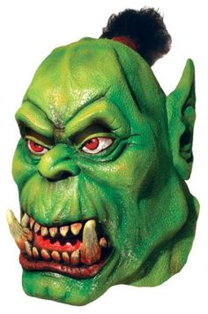 WoW Orc Masks – World Of Warcraft   Variety of different masks from the game World of Warcraft. $25.87