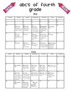 Fourth Grade Flipper: Tried It Tuesday (ABC Countdown Calendar-thanks Collaboration Cuties!)