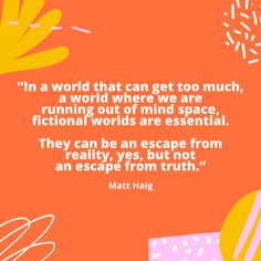 Matt Haig quote