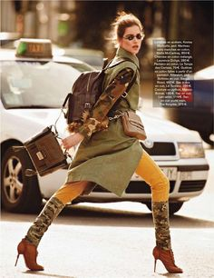 Fashion #camouflage