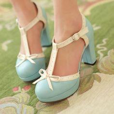 $33.20 | Cute Thick High-Heeled Dermis Sandals
