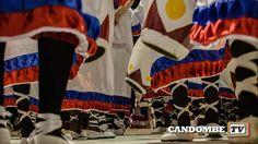 Desfile Oficial de Llamadas 2015 - Día Jueves - Candombe TV