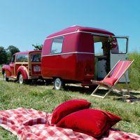 This spell cozy, caravan.