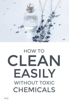 We really can clean easily without toxic chemicals that poison our home and the planet. Learn how with this simple guide. Green Cleaning, House Cleaning Tips, Cleaning Hacks, Hacks Diy, Spring Cleaning, Eco Friendly Cleaning Products, Organic Cleaning Products, Diy Products, Cleaning Cupboard