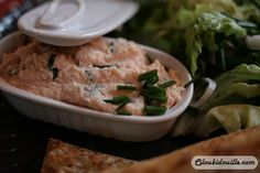 Ciloubidouille » Rillettes de saumon