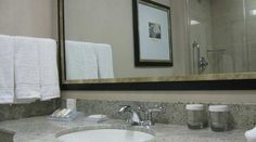 Hilton Garden Inn New York/West 35th Street Hotel, NY - Bathroom Vanity