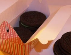 Don't Eat the Paste: Cookie box- new template!