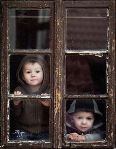 Behind the window by Tatyana Tomsickova on 500px