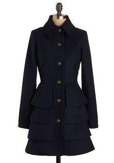 Big City Blues Coat