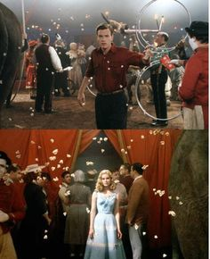 """They say when you meet the love of your life, time stops"" 