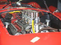 1957 Ferrari 335 S sport Scaglietti