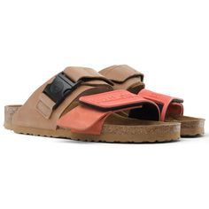 BIRKENSTOCK Rotterdam Rick Owens Coral in all sizes ✓ Buy directly from the manufacturer online ✓ All fashion trends from Birkenstock Women's Shoes Sandals, Leather Sandals, All Fashion, Fashion Trends, Laptop Stand, Hype Shoes, Men's Footwear, Cute Summer Outfits, Rick Owens