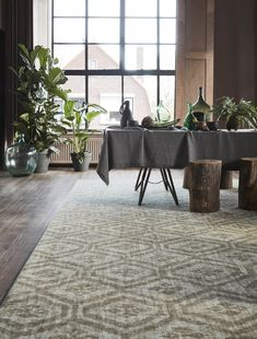 Desso & Ex unique home flooring concept – colour Botanical Green. Unique Flooring, Green Carpet, Outdoor Furniture Sets, Outdoor Decor, Living Room Carpet, Home Collections, Interior Inspiration, Sweet Home, New Homes
