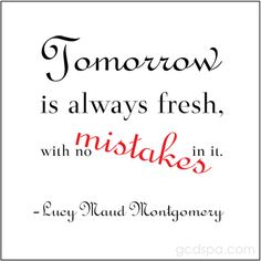 There's always tomorrow #quotes #inspiration